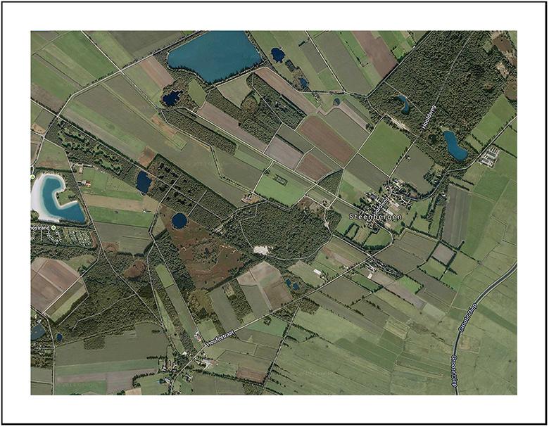 Steenbergen in Noord-Drenthe